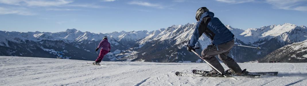 Es gibt viele Gründe für den Sonnenskilauf in Osttirol.
