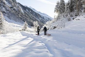Die Freizeitmöglichkeiten im winterlichen Zillertal sind nahezu unendlich