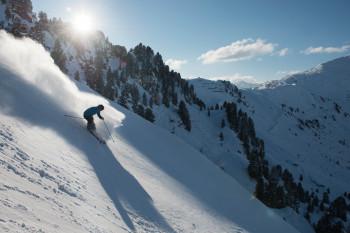 Die Harakiri-Piste ist nicht die einzige Challenge in Mayrhofen.