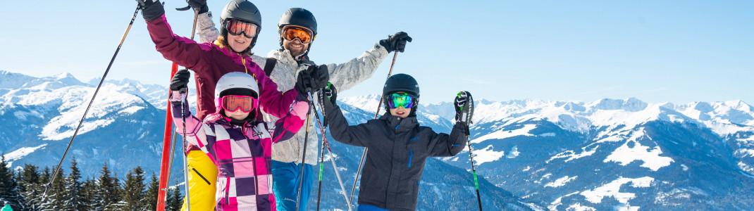 In der SkiWelt Wilder Kaiser-Brixental erwartet dich Pistenspaß für alle Ansprüche und Altersstufen