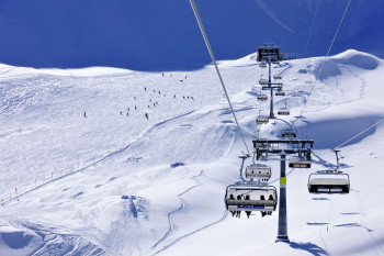 There are runs for every level among Malbun's many slopes.