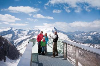Zweimal täglich werden in der Gipfelwelt 3000 kostenlosen Touren mit einem Nationalpark Ranger angeboten.