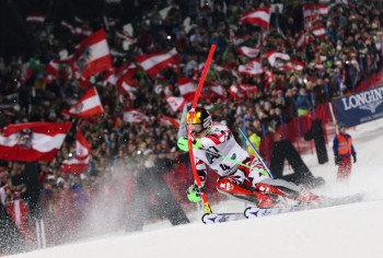 Schladming it is: Slalom is scheduled for January 23, 2018.