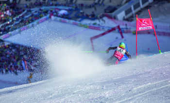 The races in Sölden will be held without spectators this year.