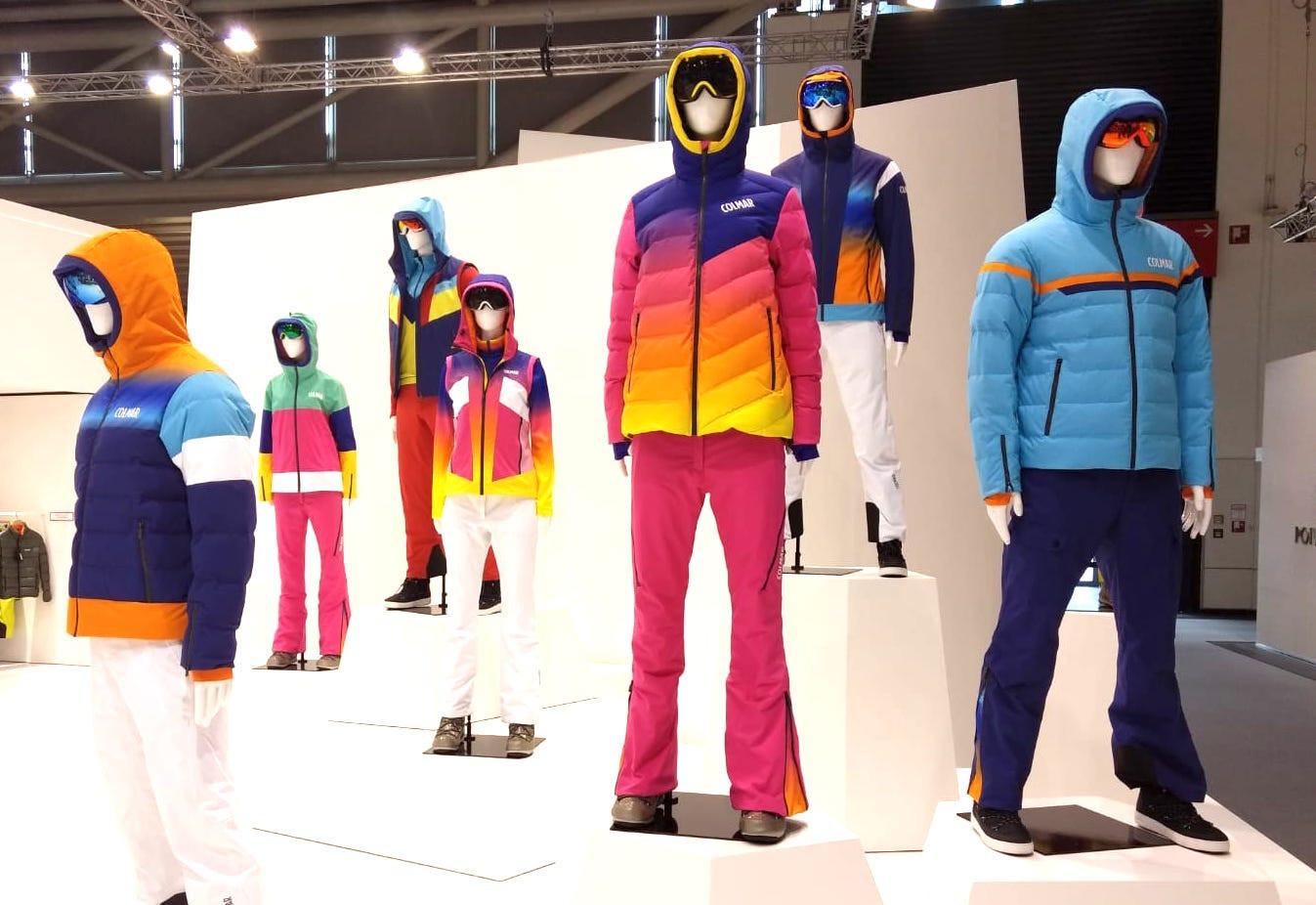 besuch auf der ispo die neuen wintersport trends 2019. Black Bedroom Furniture Sets. Home Design Ideas