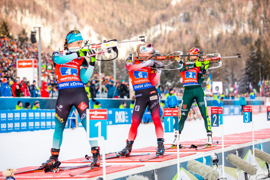 Biathlon Weltcup 2021/20 Termine