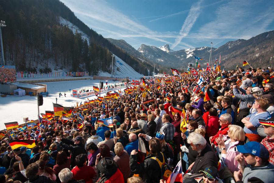 Ruhpolding Biathlon