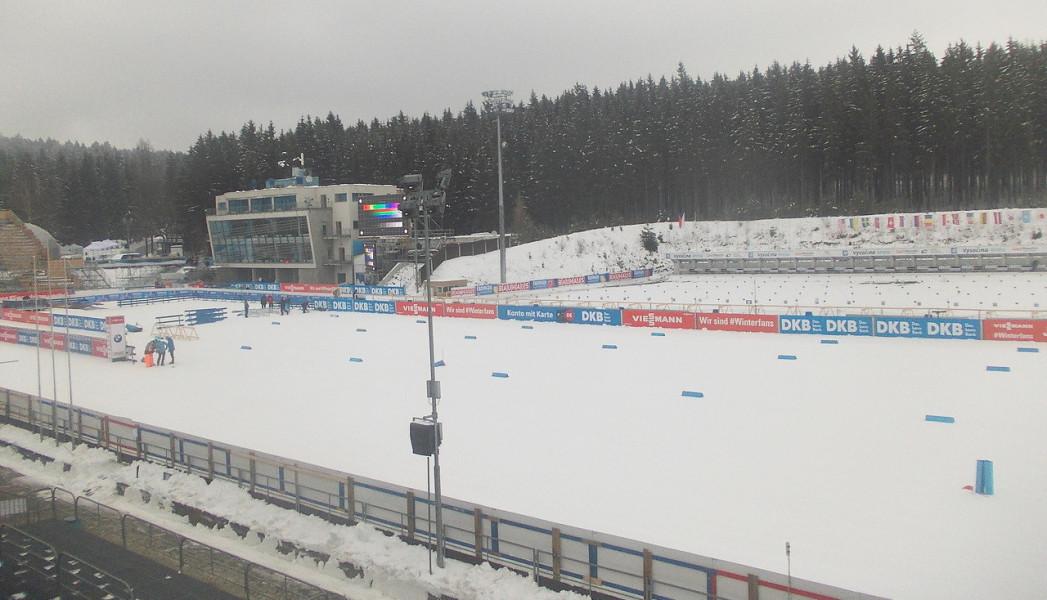 Biathlon Nove Mesto