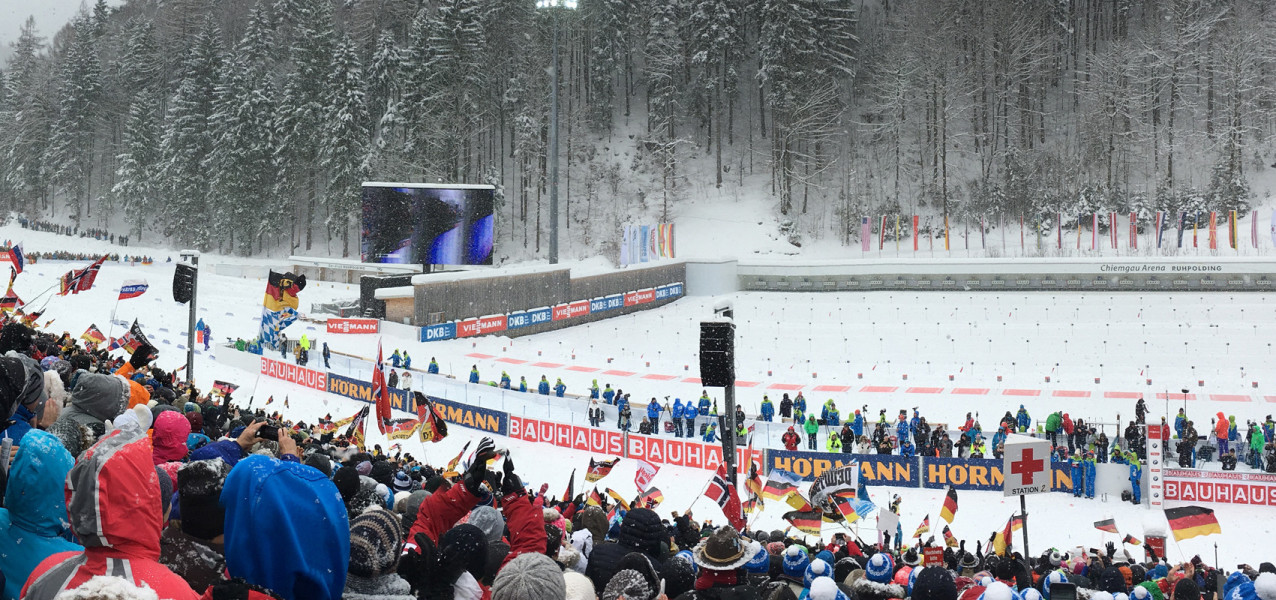 Biathlon Weltcup Ruhpolding Programm Startlisten Ergebnisse 2019
