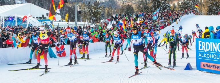 Biathlon Weltcup 2021 16