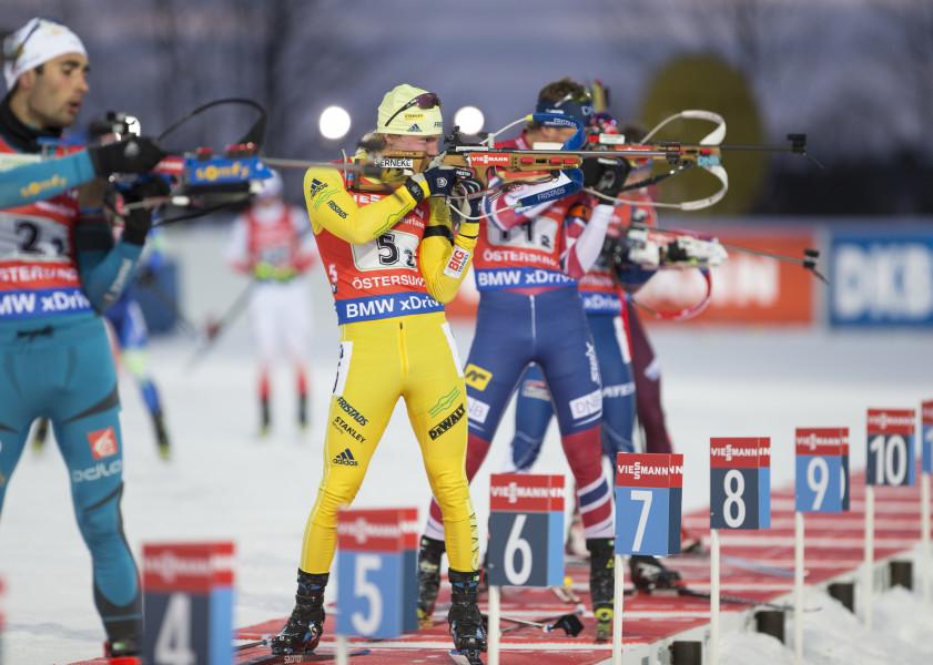 Ergebnisse Biathlon östersund