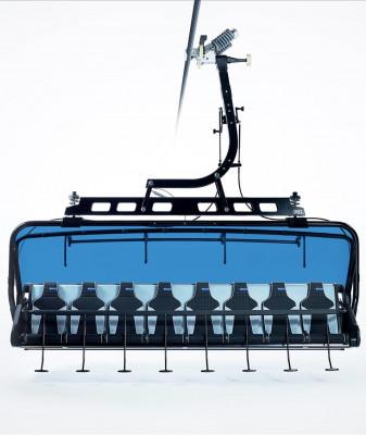 Über 30 Innovationen umfasst die neue Seilbahntechnik von Doppelmayr.