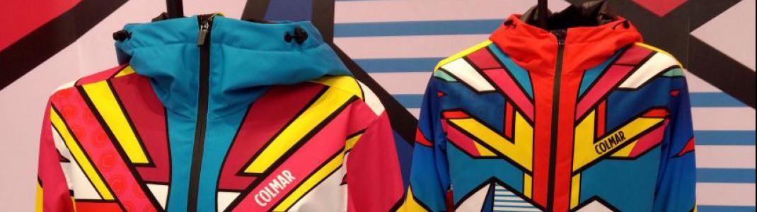 Superman lässt grüßen: Die neue Kollektion von Colmar.