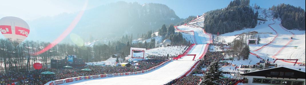 Statt fünf sollen nun doch nur drei Weltcuprennen in Kitzbühel ausgetragen werden.