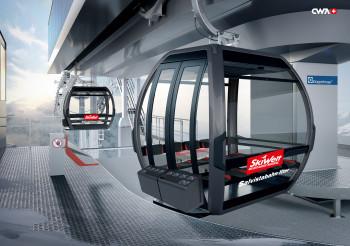 Die neue Salvistabahn wird im Dezember eröffnet.