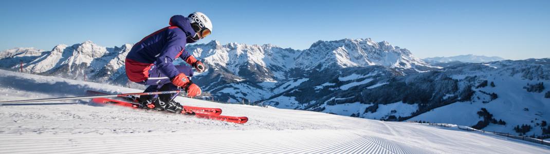 Ski amadé ist einer der größten Skiverbünde in Österreich.