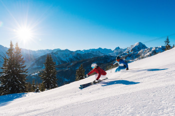 Ski amadé bietet mehr als 750 Pistenkilometer.