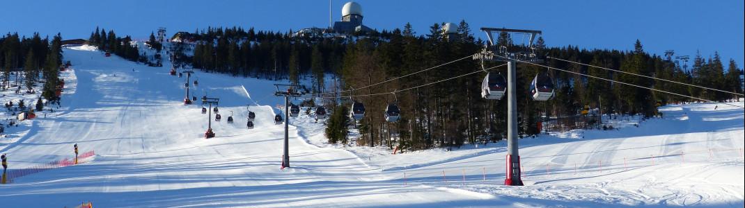 Ab Freitag, 14. März sind alle Skigebiete im Bayerischen Wald geschlossen.