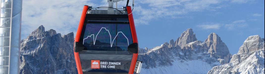 Auch im Skigebiet 3 Zinnen Dolomiten in Südtirol wird die Skisaison am Mittwoch vorzeitig beendet.