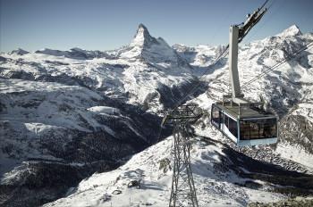Zermatt schafft es auch 2020 auf Platz 1.