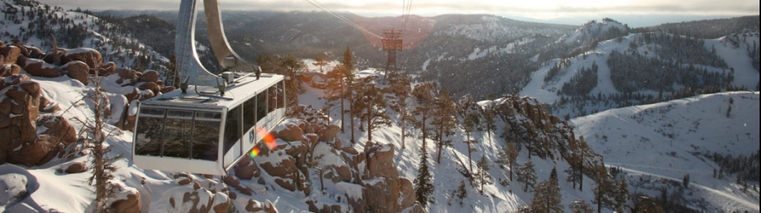 From 2021 the Californian ski resort Squaw Valley gets a new name.