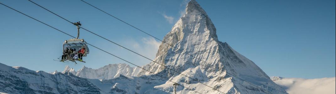 Die Schweizer Skigebiete bleiben weiterhin geöffnet.