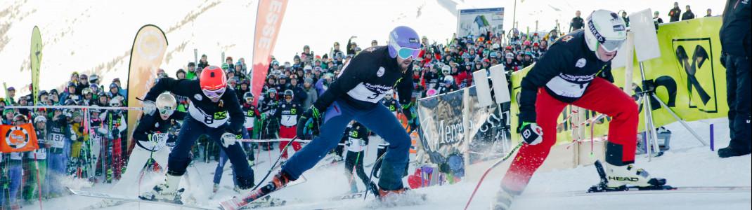 Am 19. Januar 2019 findet die 14. Ausgabe des legendären Skirennens am Arlberg statt.