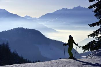 La Plagne gehört zum Skiverbund Paradiski.