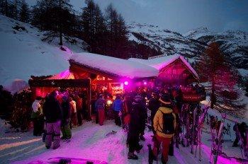 In Zermatt gehört der Hennu Stall zu den Hotspots.