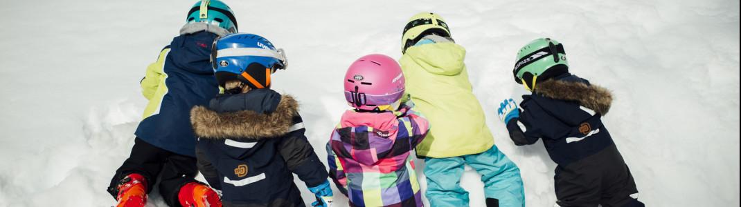 Entspannter Familien-Skiurlaub - In Tirol ein Kinderspiel.