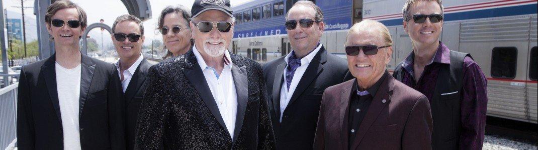 In Ischgl sorgen The Beach Boys für kalifornisches Flair.