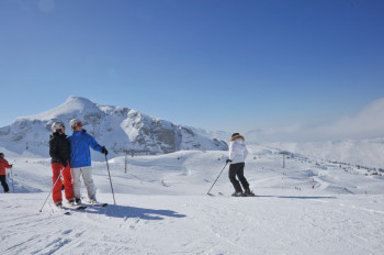 Mit 650 km ist Portes du Soleil das größte Skigebiet der Alpen.