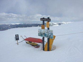 Aspen Snowmass ist einer der höchsten Skiberge in Colorado.
