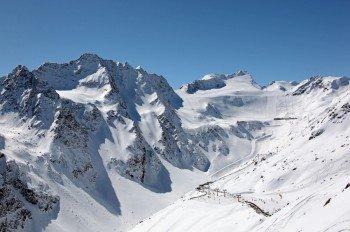 Sölden gehört zu den angesagtesten Skigebieten in Österreich.