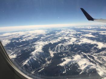 Ab Frankfurt oder München gibt es Direktflüge nach Denver.