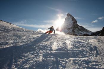 Nichts ist beeindruckender als der Blick auf das majestätische Matterhorn.