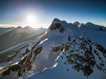 Beeindruckend: Die Aussicht vom Matterhorn Glacier Paradise, der höchstgelegenen Bergstation Europas.