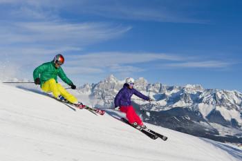 Skifahren mit neuesten digitalen Features kannst du in der Region Schladming-Dachstein.