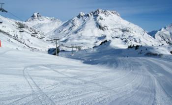 Der Arlberg ist das Lieblingsskigebiet von Felix Neureuther.