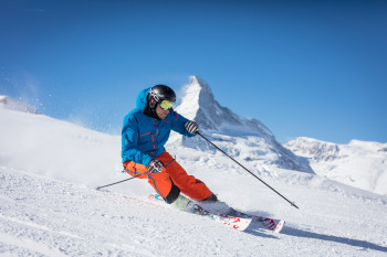 Zermatt is the first European ski resort on the Ikon Pass.