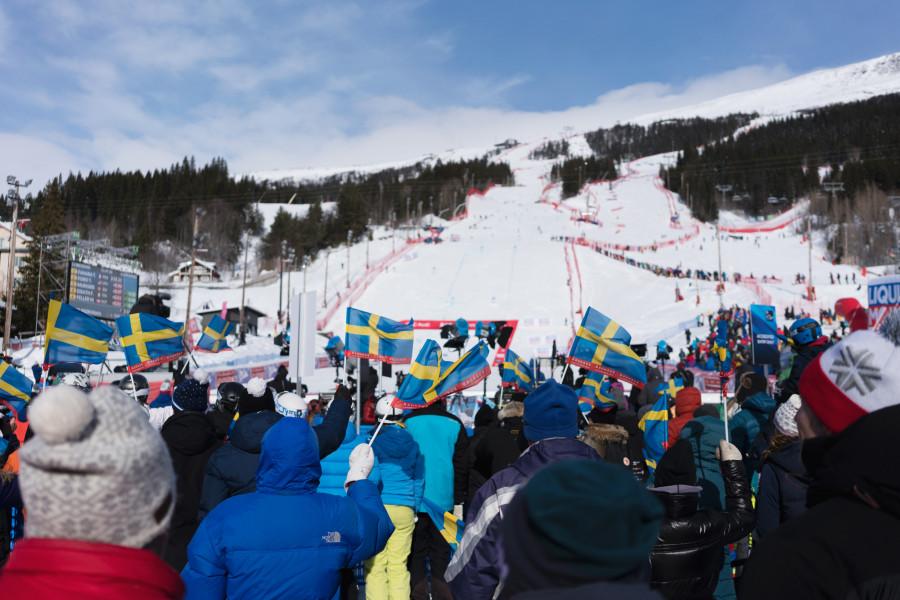 FIS Alpine World Ski Championships 2019 in Åre: Programme