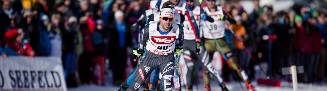Rund 700 Athleten kämpfen in Seefeld und Innsbruck um die heißbegehrten Medaillen.