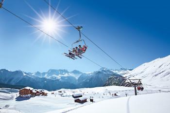 In Belalp gilt: Je schlechter die Wetterprognose, desto günstiger der Skipass.