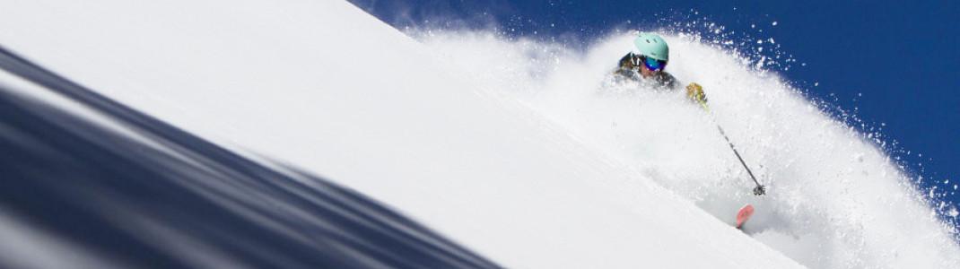 Mit den Modellen Rustler und Sheeva produziert Blizzard vielseitige Freeride Ski.
