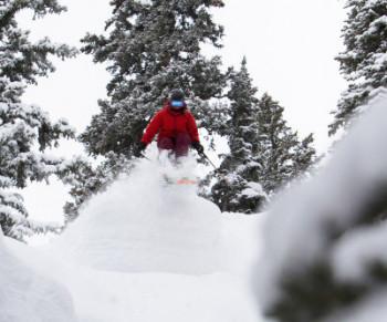 Die Freeride Ski von Blizzard eignen sich für jedes Terrain.