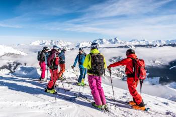 Für den Tourstopp im Skicircus Saalbach-Hinterglemm sind noch Workshop-Plätze frei.