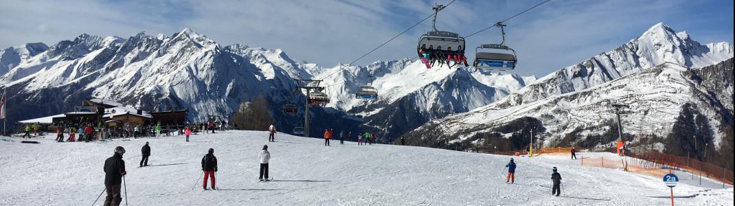 Tirol ist von den Verlusten am stärksten betroffen. Hier das Großglockner Resort in Osttirol.