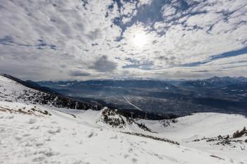 City-Trip und Winterspaß - In Innsbruck ist das dank der Nordkettenbahnen kein Problem.
