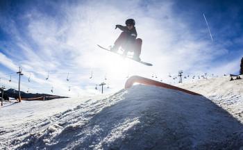 In den letzten zehn Jahren fanden auch mehrere Contests und Session im Snowpark Feldberg statt.
