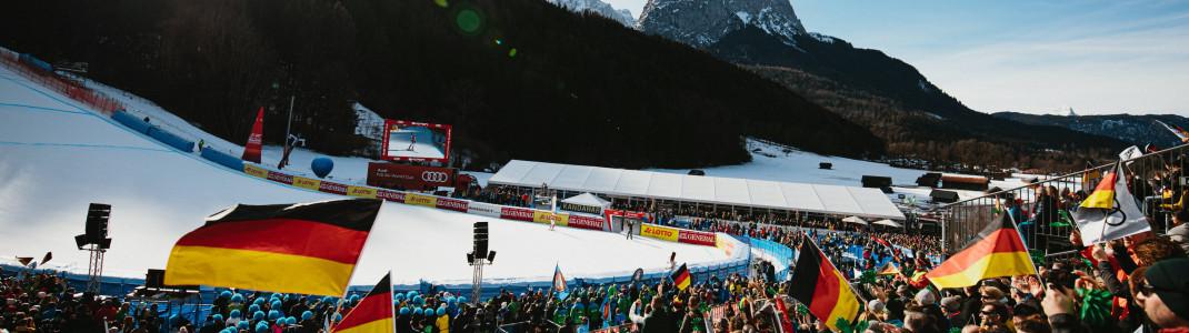 Garmisch bewirbt sich als Austragungsort für die Ski-WM 2027.